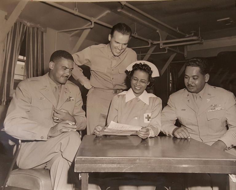 Tuskegee Airmen atLockbourne