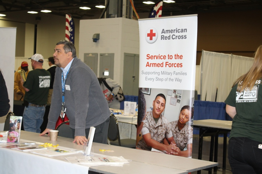 Java for GIs: Red Cross Services to the Armed Forces Program