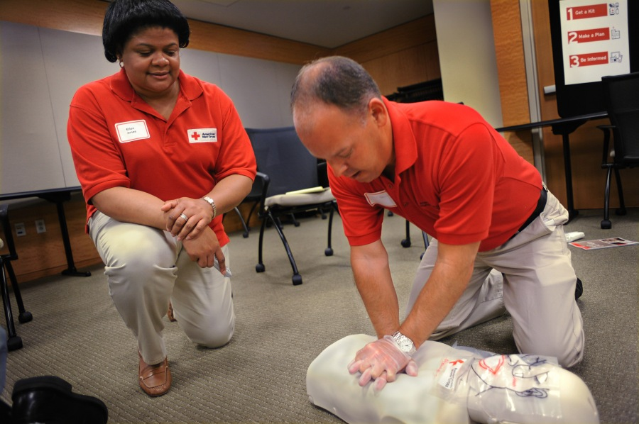 CPR Can Save A Life!