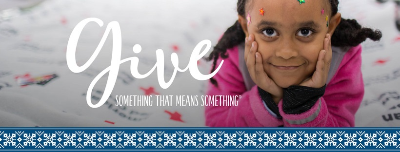 Give Something that Means Something®