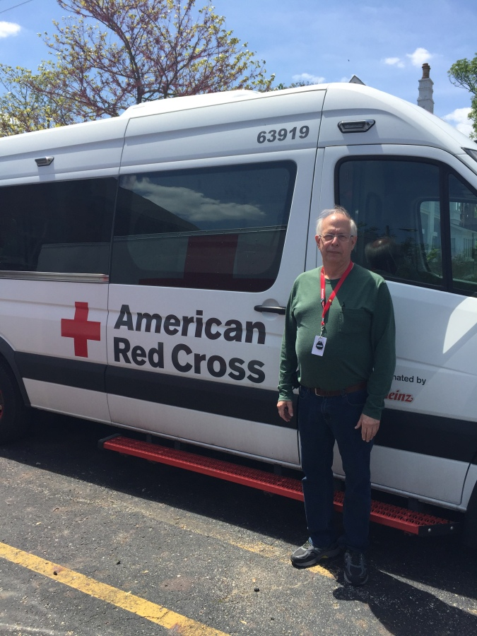 "IT Professional's Second ""Career"" as a Red Cross Volunteer"
